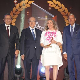 The World Union of Arab Bankers Granted AM Bank a New Award