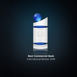 Best Commercial Bank Award