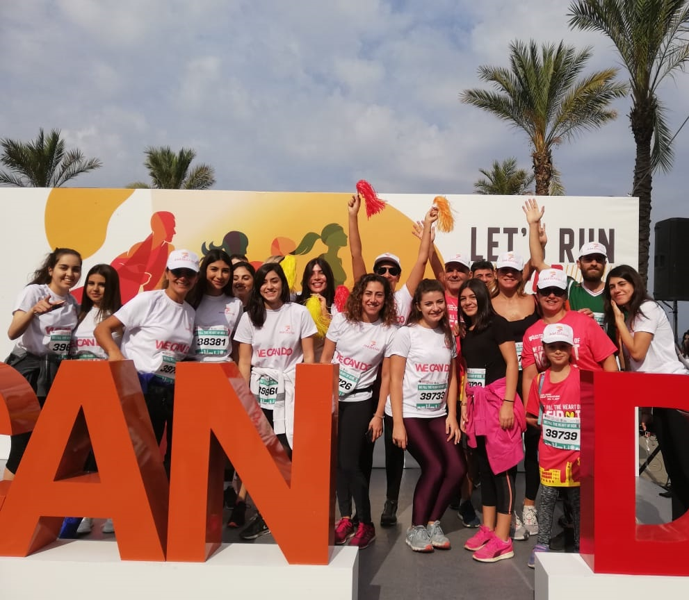 We Ran For Passion, We Ran Hand In Hand, We Ran For Gender Diversity