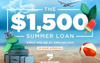 Summer Loan, Get USD 1,500 in 24 hours!