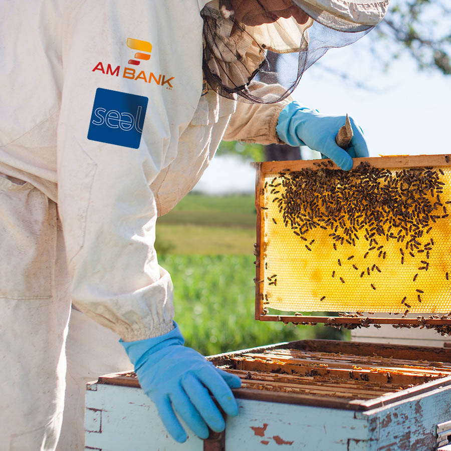 AM Bank supports Beekeeping in Lebanon