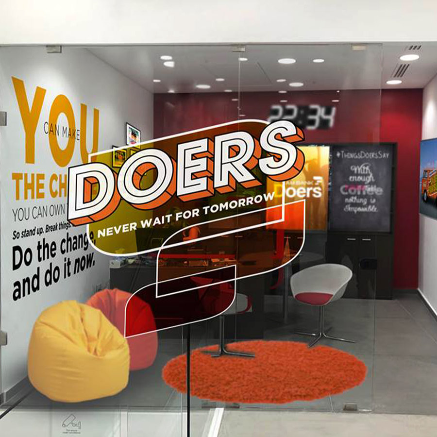 Doers Corner at our Hamra Branch, the Best Place for the Youth to Chill