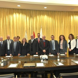 AM Bank and the Lebanese Syndicate of Bank Employers Renewed a 2 Years Contract for Bankers' Benefit