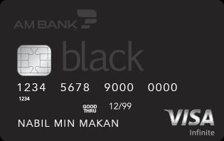 Carte Black Visa Conditions.Visa Black Am Bank