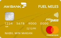 MasterCard Gold Fuel Miles