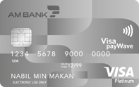 Visa Platinum Debit